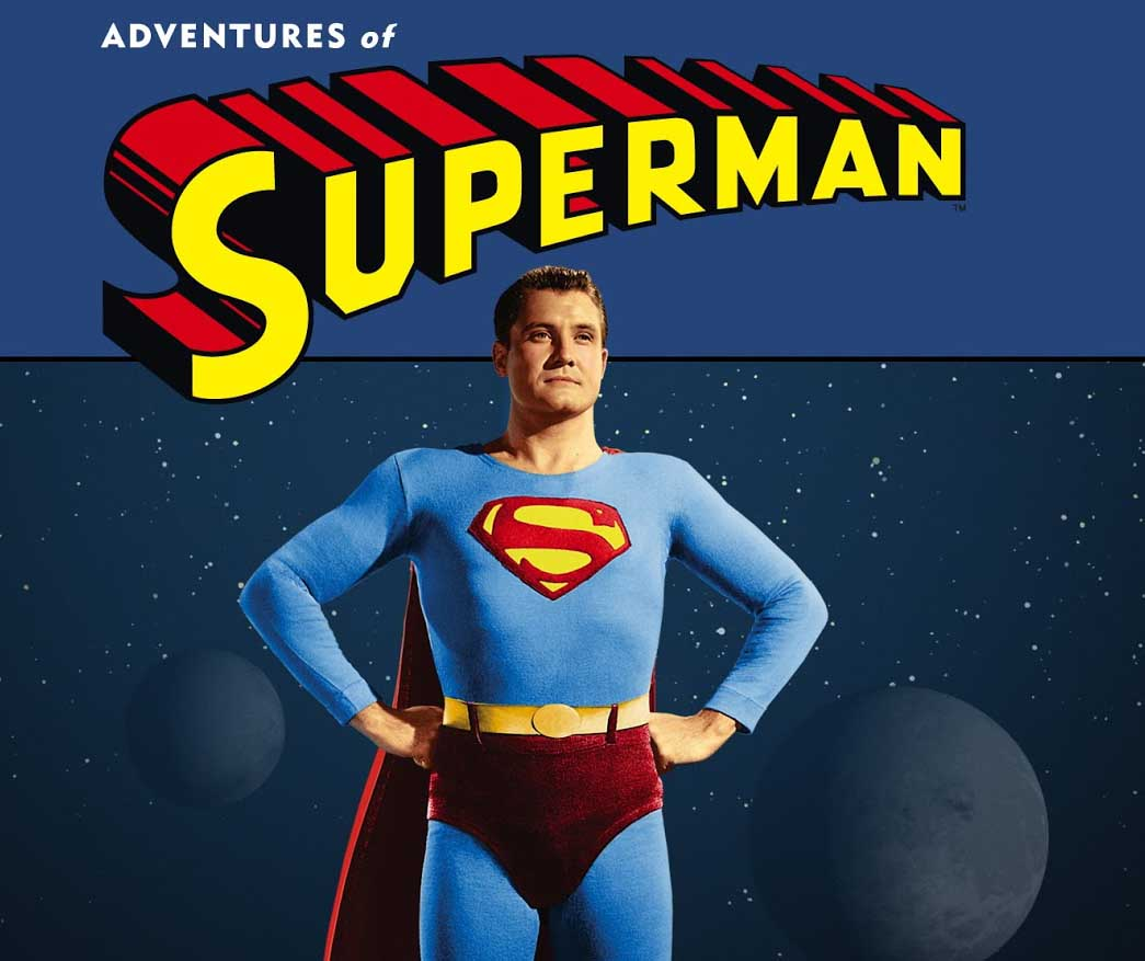 the adventures of superman - HD 1264×948